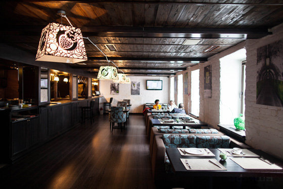 Ресторан Greenberry - фотография 9