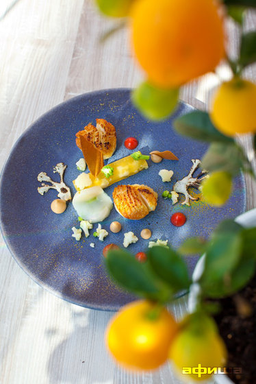 Ресторан Оранж 3 - фотография 29