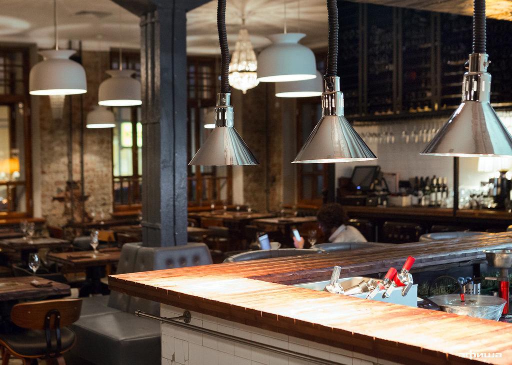 Ресторан Hamlet + Jacks - фотография 4