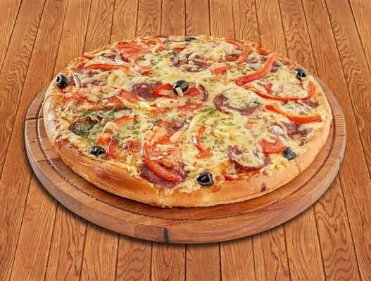 Ресторан Chikki-pizza - фотография 3