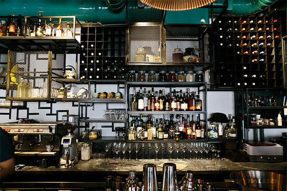 Ресторан 15 Kitchen + Bar - фотография 20