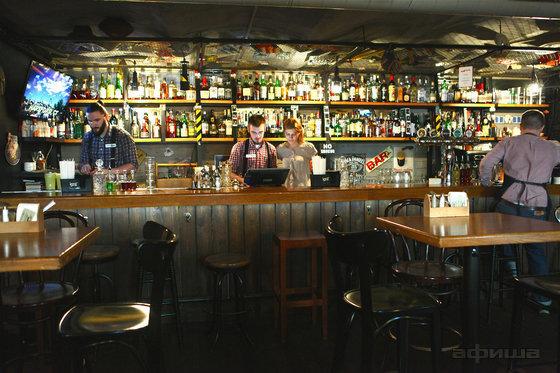 Ресторан Lumberjack Bar - фотография 6
