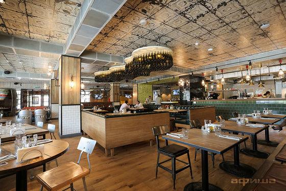Ресторан Альбатрос - фотография 29