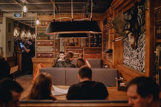 Ресторан Джек Лондон - фотография 3