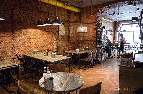Ресторан Paninaro - фотография 5