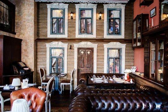 Ресторан Пироги Кучкова - фотография 3