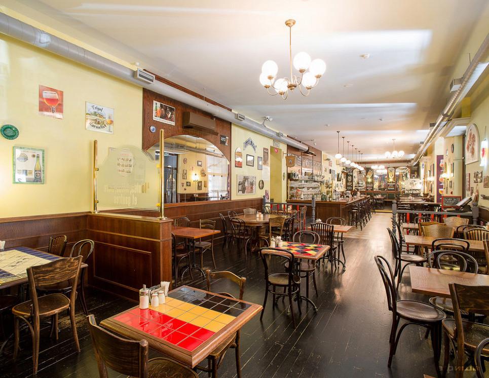 Ресторан Manneken Pis - фотография 5