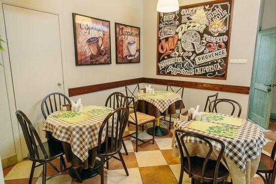 Ресторан Una - фотография 7