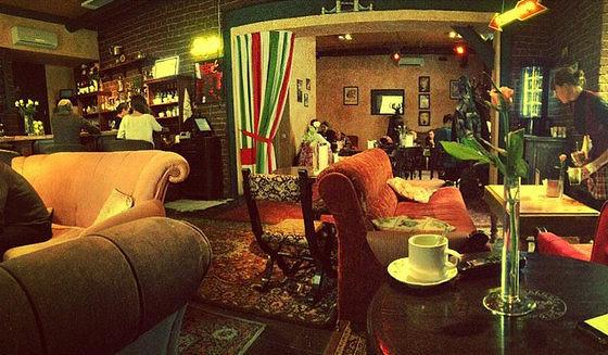 Ресторан Центральная кофейня - фотография 1