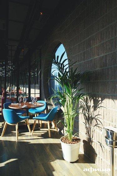 Ресторан Паруса на крыше - фотография 12