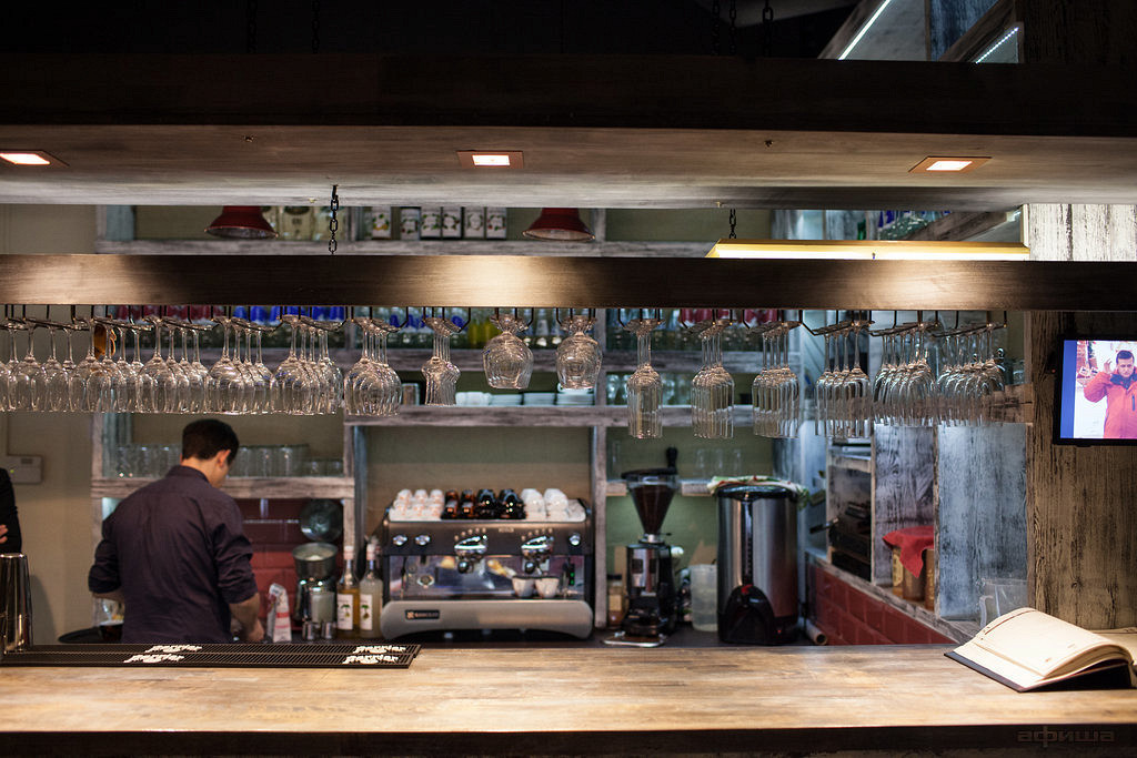 Ресторан La scarpetta - фотография 26