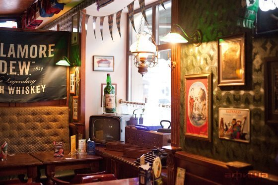 Ресторан Foggy Dew - фотография 1