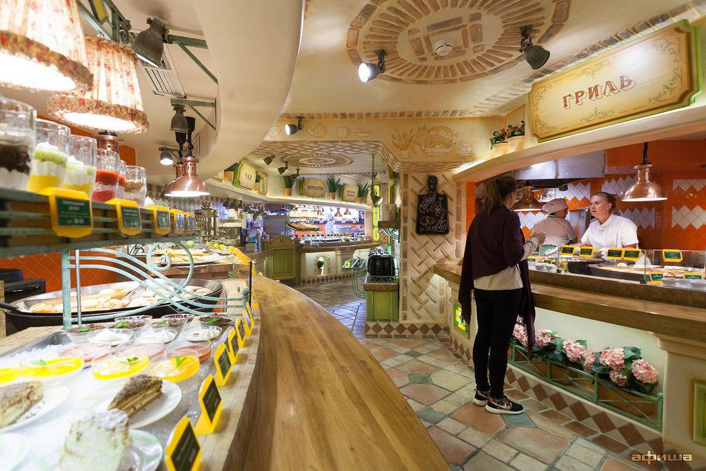 Ресторан Мандариновый гусь - фотография 12