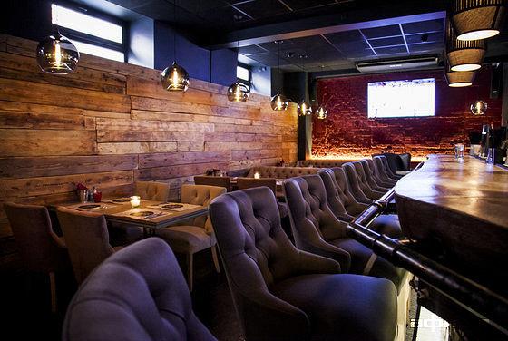 Ресторан Cure Bar - фотография 8