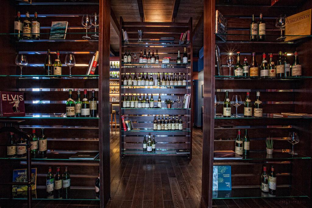 Ресторан Winil Wine Bar - фотография 11