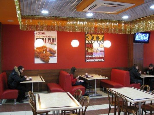 Ресторан Southern Fried Chicken - фотография 2