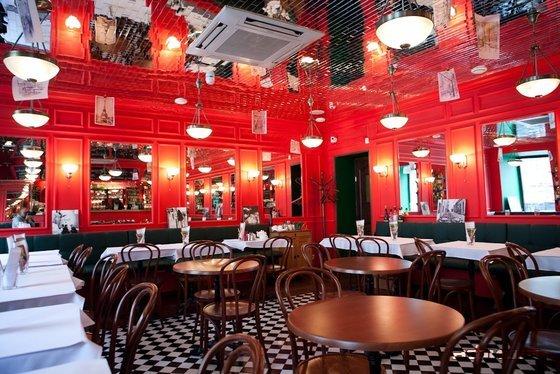 Ресторан Bien Café & Bar - фотография 8