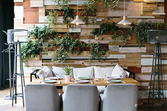 Ресторан Bon app café - фотография 2