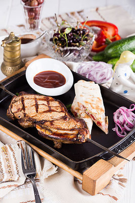 Ресторан В гости - фотография 7