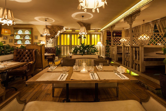Ресторан Кувшин - фотография 12