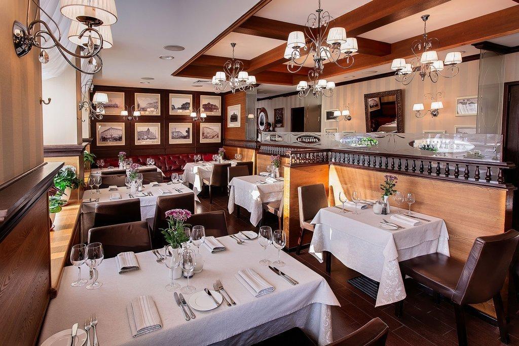 Ресторан Гадалов - фотография 1