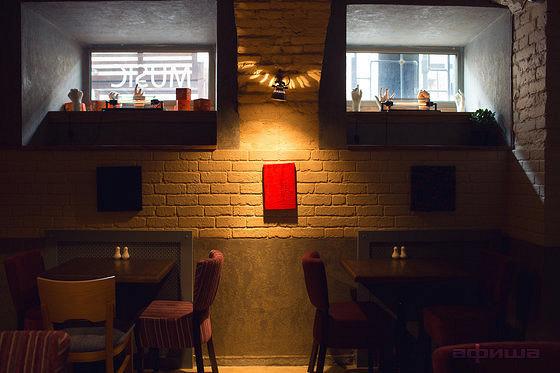 Ресторан Fabric - фотография 10