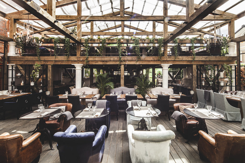Ресторан Modus Café - фотография 8