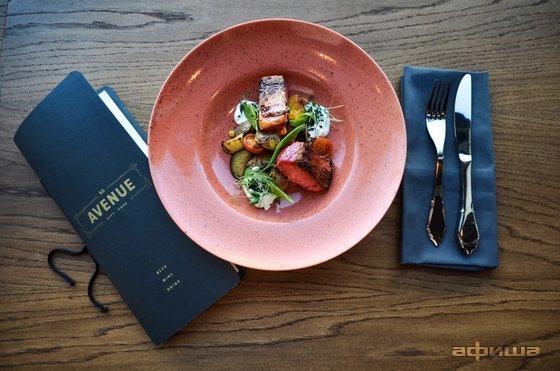 Ресторан Avenue 55 - фотография 3