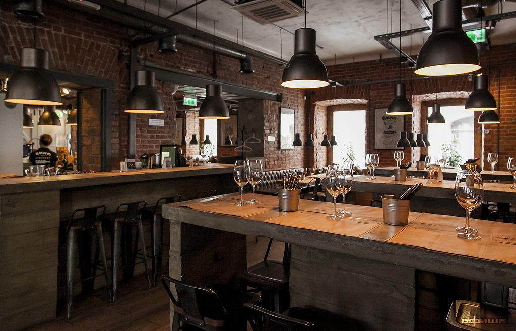Ресторан Хлеб и вино - фотография 16