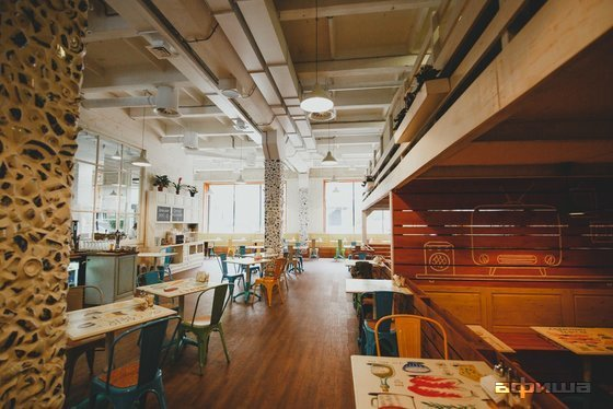 Ресторан Vinegret Bufet - фотография 14