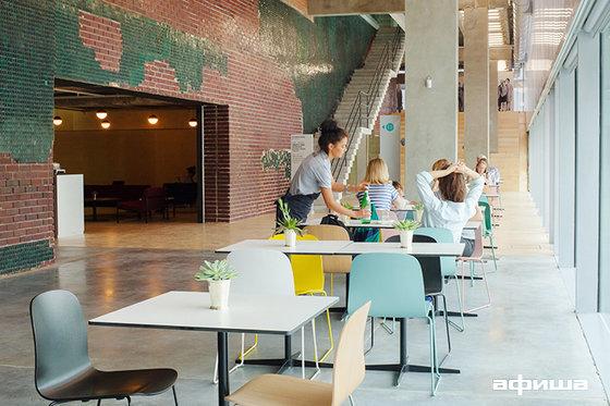 Ресторан Кафе музея «Гараж» - фотография 9