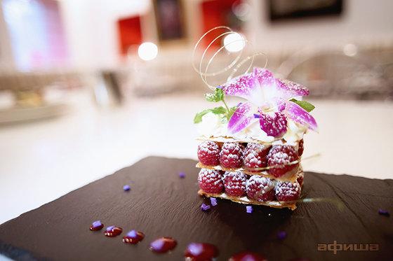 Ресторан Cinq sens - фотография 22