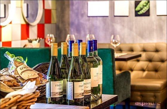 Ресторан Why Not Café - фотография 17
