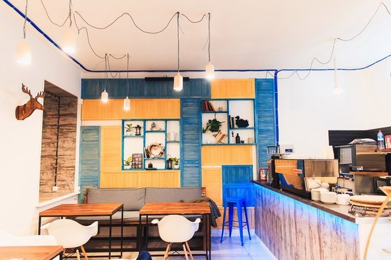 Ресторан Латтерия - фотография 6