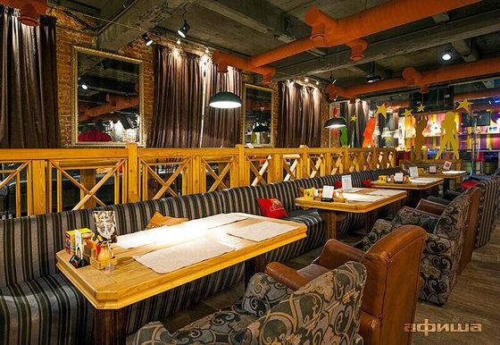 Ресторан Белка & Стрелка - фотография 18