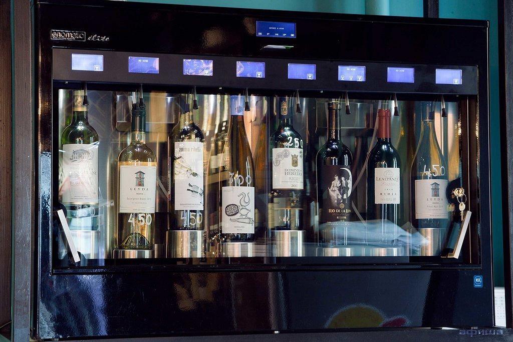Ресторан Вино и бургер - фотография 18