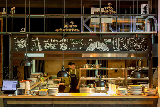 Ресторан Noisy Bar & Kitchen - фотография 2