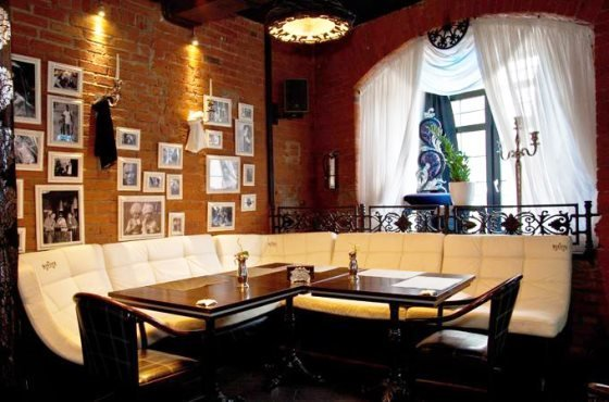 Ресторан Бумага - фотография 22