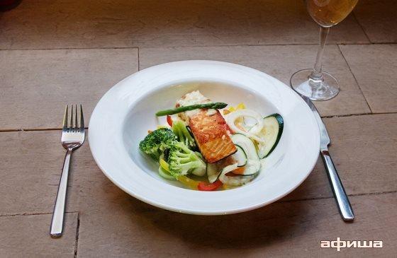 Ресторан Общество чистых тарелок - фотография 21