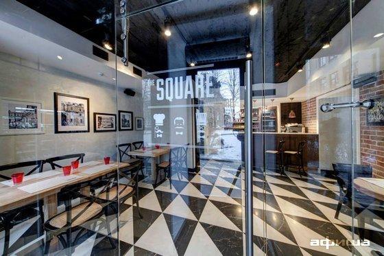 Ресторан The Square - фотография 14