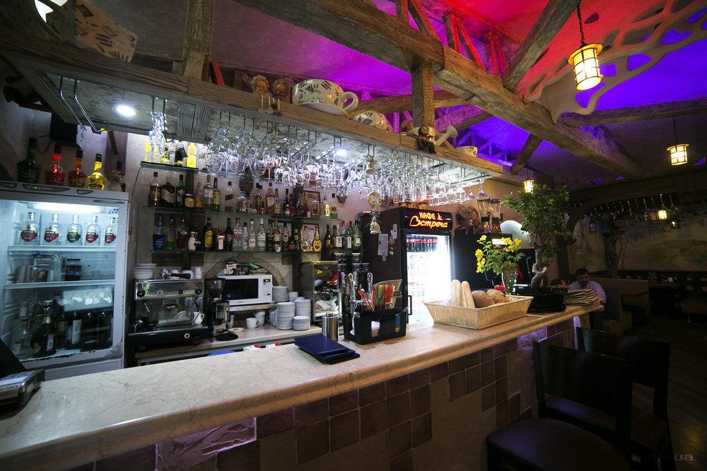 Ресторан Встреча - фотография 8