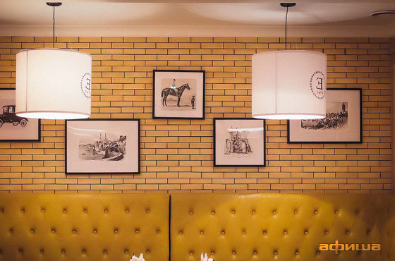 Ресторан Eclair Café - фотография 11