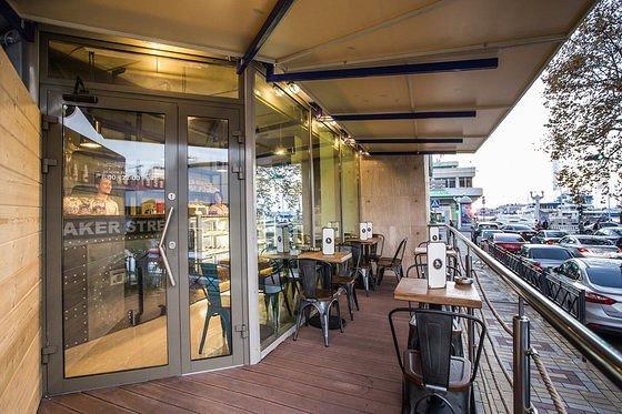 Ресторан Baker Street - фотография 7
