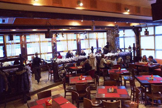 Ресторан Biblioteca - фотография 6