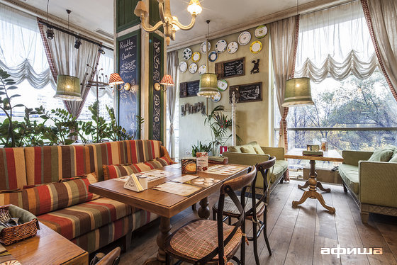 Ресторан Песто - фотография 17