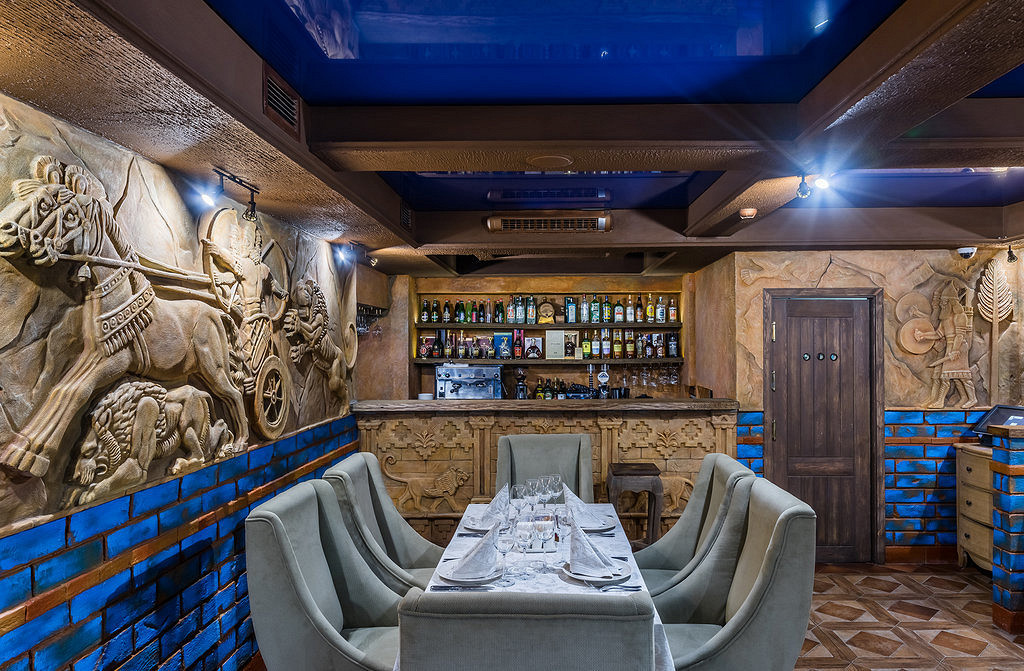 Ресторан Менуа - фотография 9