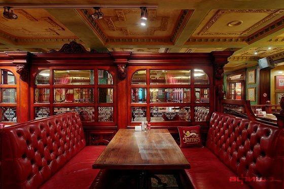 Ресторан James  - фотография 15