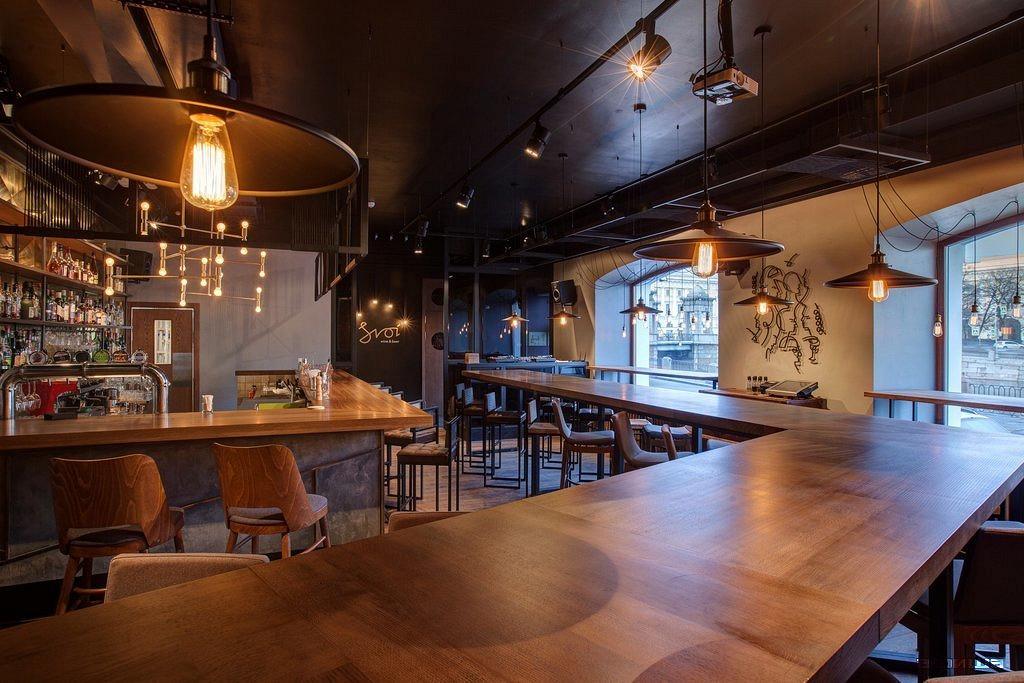Ресторан Svoi - фотография 5