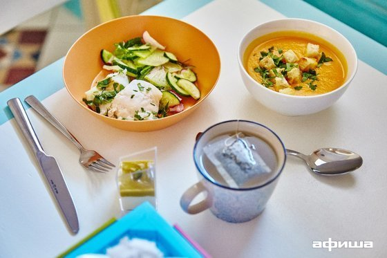 Ресторан Salat Bar - фотография 3