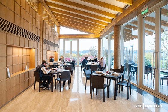 Ресторан Skolkovo Restaurant & Bar - фотография 6